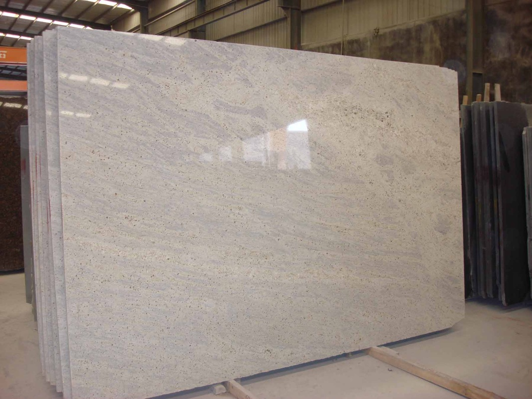 River white granite price - Picture Kashmir White
