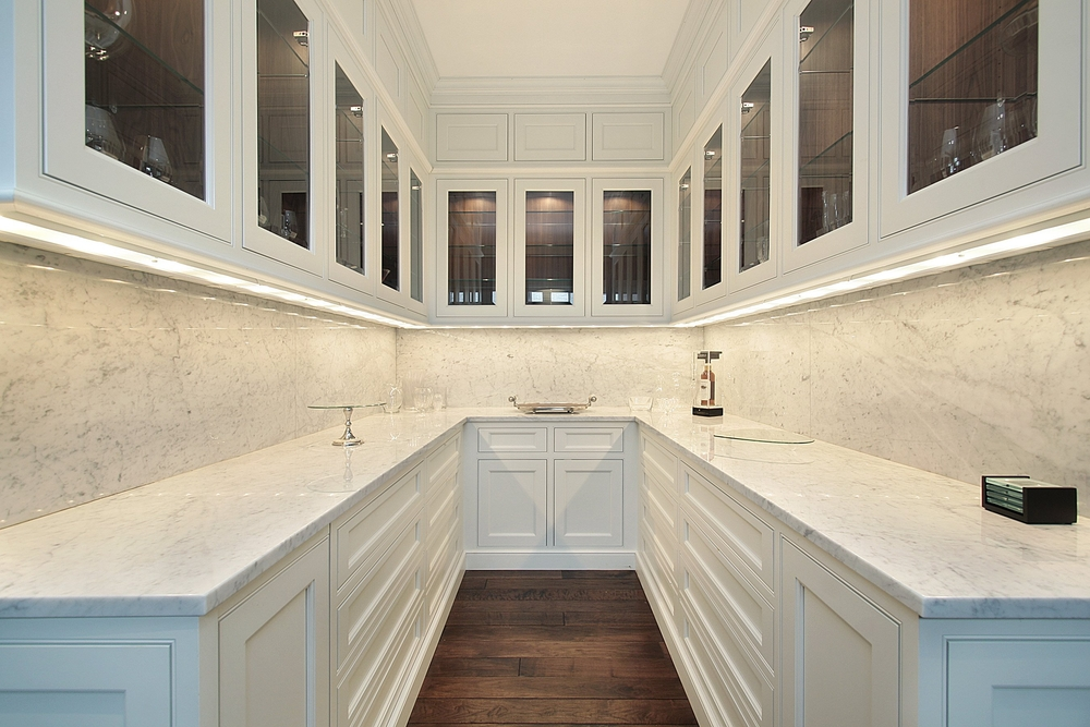Marble Work Kitchen Prefab Cabinets Rta Kitchen Cabinets