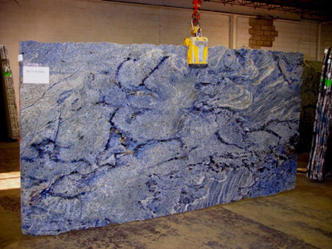 Blue bahia granite slab price blue bahia granite slab for Cost of granite bathroom countertops