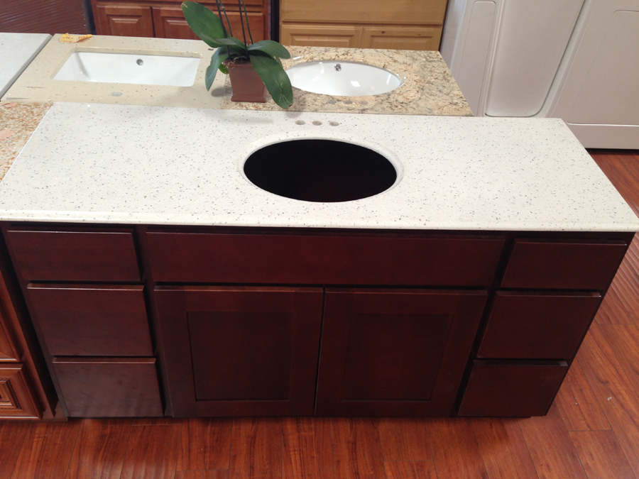 Granite Vanity Top Kitchen Prefab Cabinets Rta Kitchen