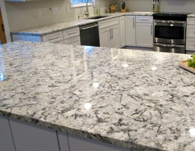 Trendy Picture With White Spring Granite.
