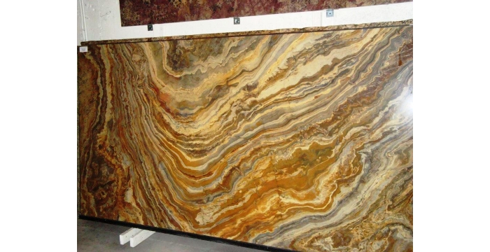 Yellow Moon Granite Slab : Granite slab colors kitchen prefab cabinets rta
