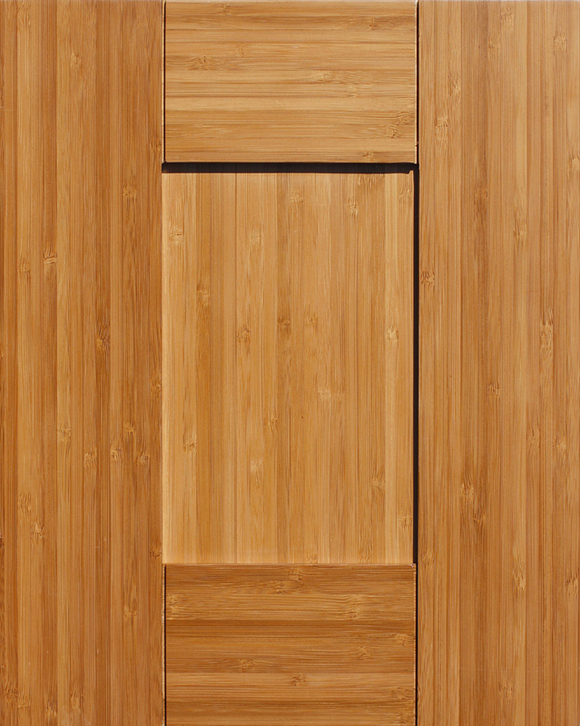 Bamboo Construction European Frameless Joinery Screw | Dowel Finish Stained  | Water Based Zero VOC Clear Top Coating. Door Full Overlay Shaker Panel |  100% ...