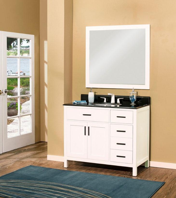 Bathroom Vanity Set Kitchen Premade