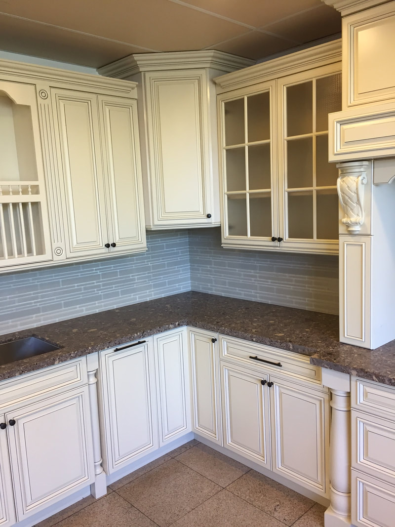 Ffw Series Frameless Kitchen Prefab Cabinets Rta