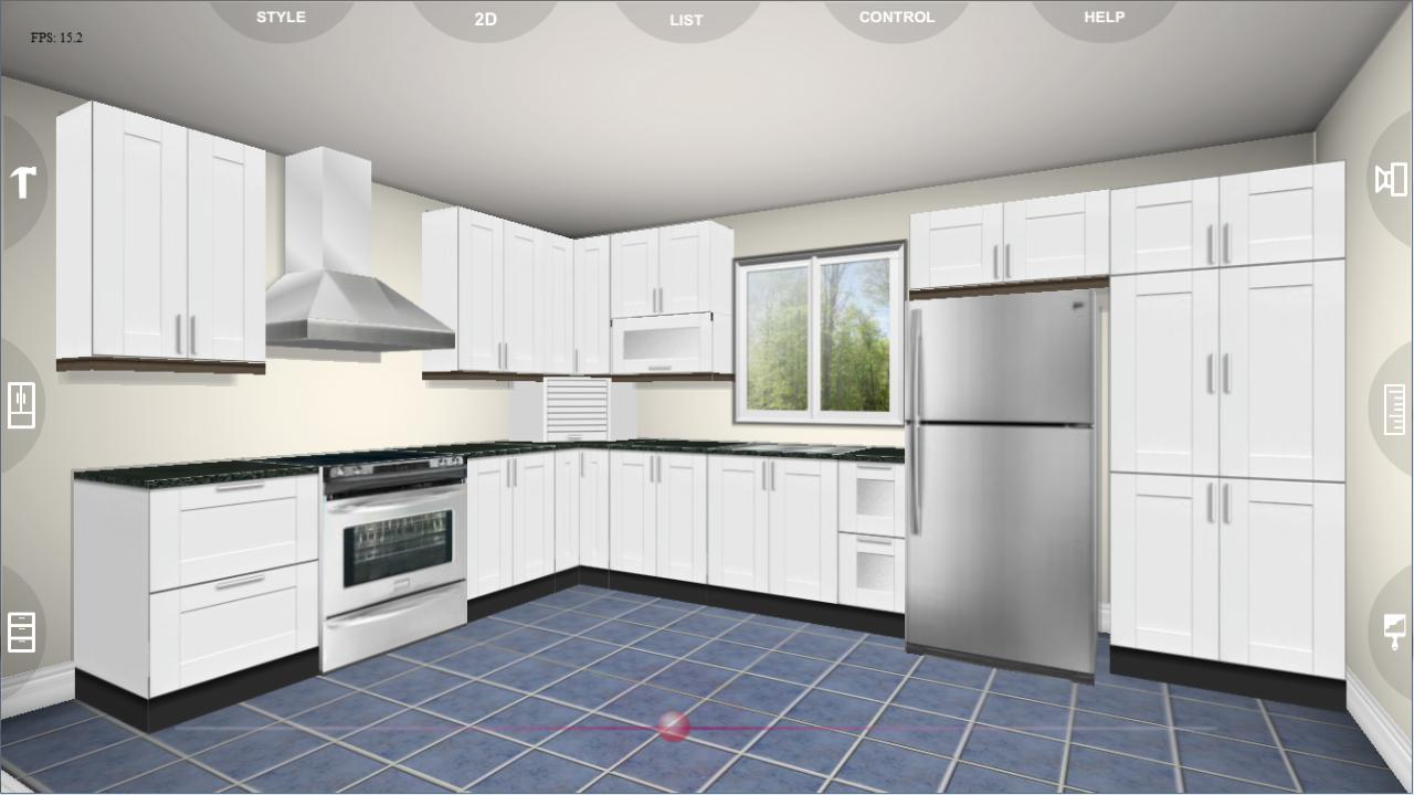 Kitchen Prefab cabinets,RTA kitchen cabinets, Ready To ...
